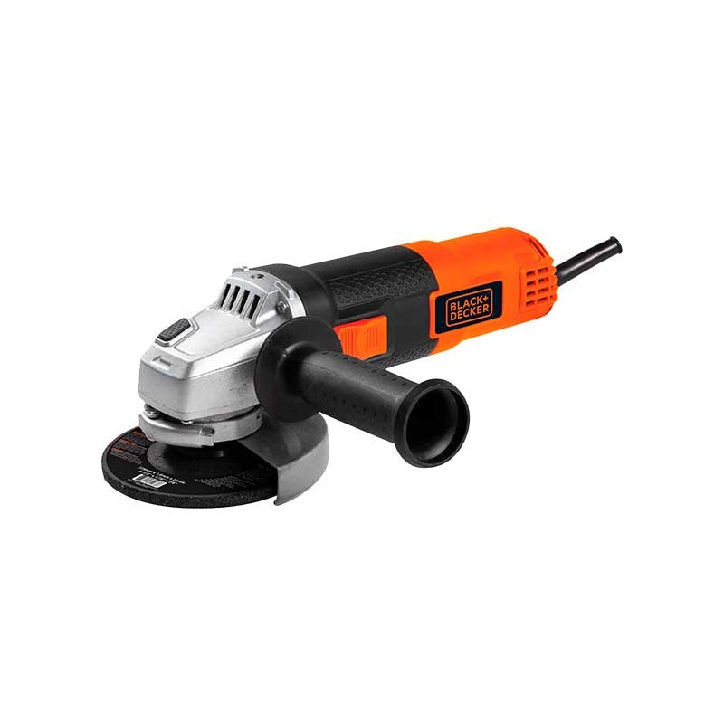 "Mini esmeriladora angular 4-1/2"" G720 Black&Decker"