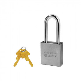 Candado gancho largo de acero inoxidable 44 mm American Lock
