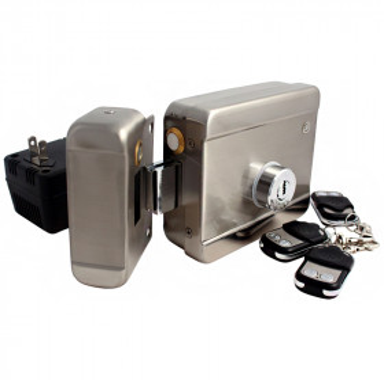 Cerradura eléctrica a control remoto 4054.0801.90 Soprano
