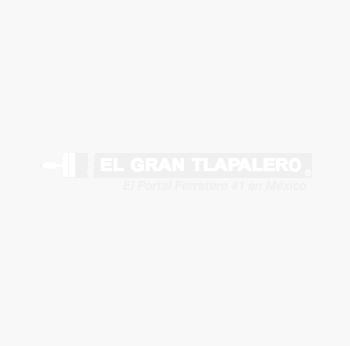 Conector para vidrio cruz con opresores Herralum