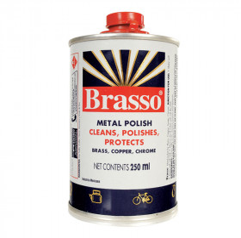 Líquido limpia metales 200 ml Brasso