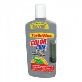 Kit Color Cure plata Turtle Wax